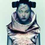 Nick Knight, V Magazine, 1997, Alexander McQueen