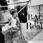 Patrick Demarchelier, Harper's Bazaar, March 1993