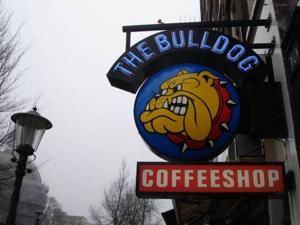 The most famous coffee shop network in The Netherlands