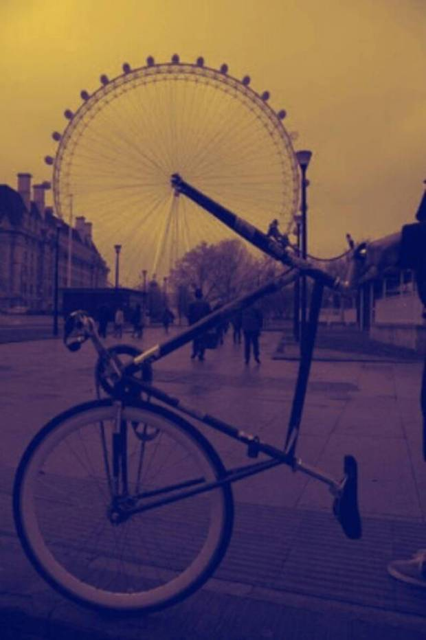 Supermodel Kate Moss has been on the London Eye 25 times – the record for a UK celebrity.