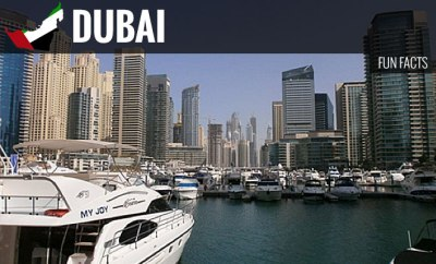 Things you didn't know about Dubai