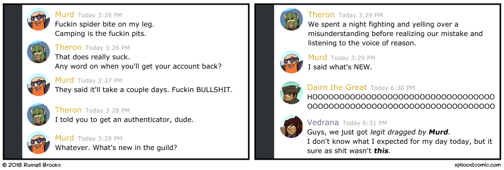 """Dairn posts several more responses of """"OOOOOOOOOOOOOOOOOOOOOOOOOOOOOOOOOOOOOO"""""""
