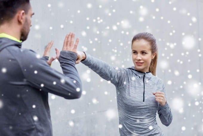 Xperf santé coaching sportif hautes pyrénées hiver