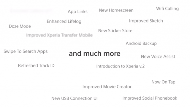 Sony video highlights Android 6.0 Marshmallow changes