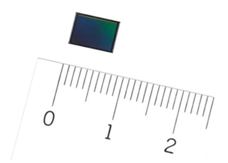 Sony announces 48MP CMOS camera sensor for smartphones