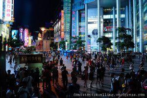 Shanghai nocturna