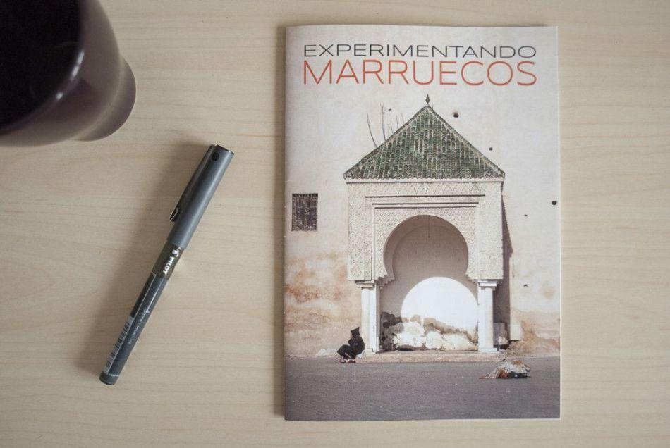 Fanzine Experimentando Marruecos