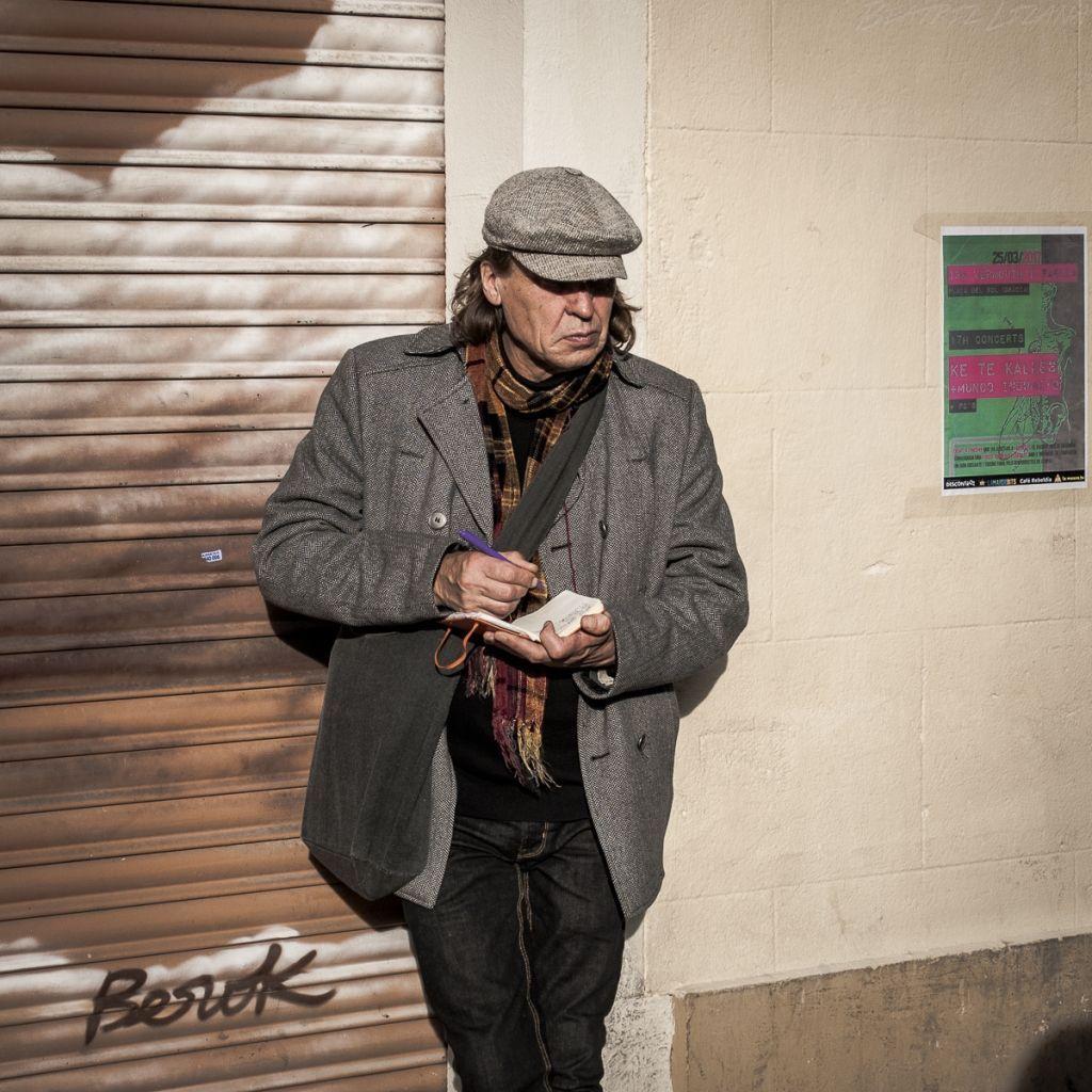 retrato callejero | Beatriz Lizana