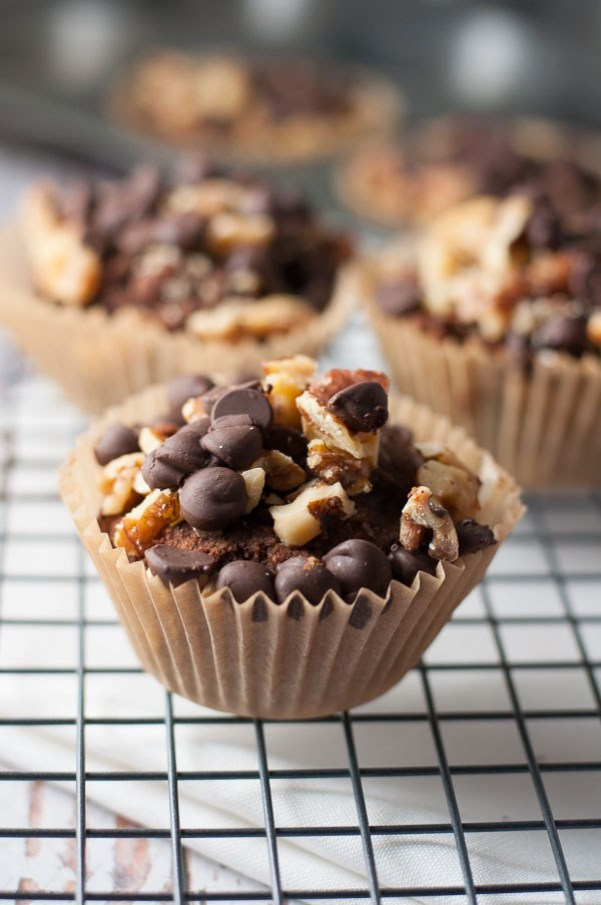 15 Paleo Muffin Recipes From Our Favorite Bloggers | Chunky Monkey Muffins | www.xperimentsinliving.com