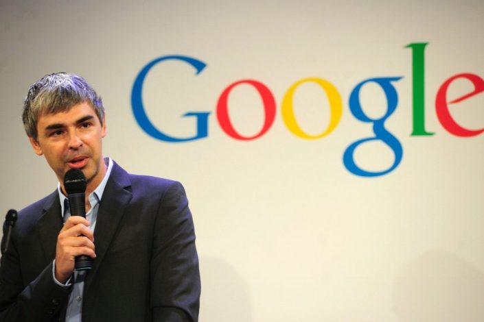 Image result for The success story of Larry Page, one of the founders of Google
