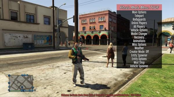 GTA V 128 online mod menu download! Page 33 XPG