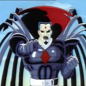 Mr. Sinister is here for your logical causality and possibly also your glam rock!