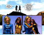 Take THAT, Silver-Age gender politics! (X-Men: First Class)