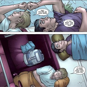 Aw, these dudes. (X-Men: First Class)
