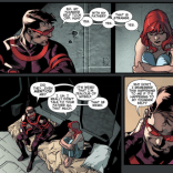 Grown-up Cyclops finds out about the new Cyclops ongoing series. (All-New X-Men #26)