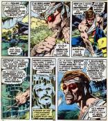 The best scene in X-Men, ever. (X-Men #114)