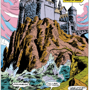 Cassidy Keep (X-Men #101)