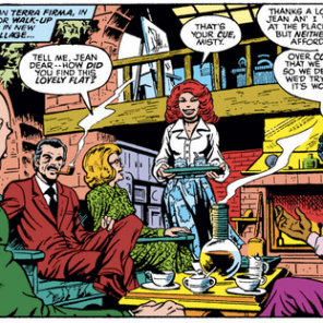 Fun fact: Misty Knight is the only one of these characters alive in the modern Marvel universe. (X-Men #105)