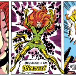 Phoenix wants you heralds of Galactus off her damn lawn. (X-Men #105)