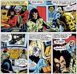 Shi'ar Trek. (X-Men #105)