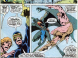 We really can't fault Cyclops for giving up on trying to explain Sauron. (X-Men #115)