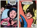 That's Mariko Yoshida. She's going to be really important later. (X-Men #120)