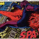 Cyclops obliterating a Sentinel: never gets old. (X-Men #98)