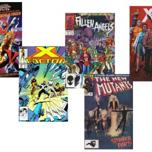 Some of our favorite X-spinoffs.