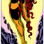 MALEFIC DESTINY! Claremont can be pretty overwrought, but for a story like this, we would argue that he is PRECISELY WROUGHT ENOUGH. (X-Men #135)