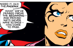 AND THAT'S WHY YOU ALWAYS LEAVE A NOTE! (X-Men #135)