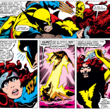 Comics Wolverine > Movie Wolverine. (X-Men #136)