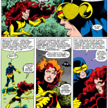 If Xander's crayon speech from that one Buffy episode is not direct homage to this scene, I will EAT MY HAT, and also your hat. (X-Men #136)