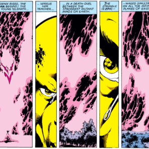 And THAT'S how you do a high-stakes psychic duel! (X-Men #136)