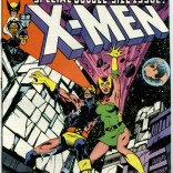 "Maybe we will just put this cover in every single ""as mentioned"" gallery forever. Really, it deserves it. (X-Men #137)"