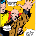 One step closer to the end. (X-Men #137)