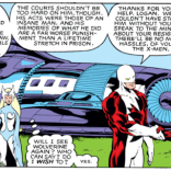 Canadians, weigh in. Is this a real thing? Do your laws actually account for Wendigos? (X-Men #140)