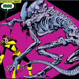 """Not an Alien homage!"" (X-Men #143)"