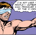 Good luck with that, buddy. (X-Men #148)