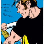 Dr. Peter Corbeau: That one NPC your DM clearly rolled up as a PC in another campaign but never got to play so instead rolled into his campaign as an overcompetent badass. (X-Men #150)