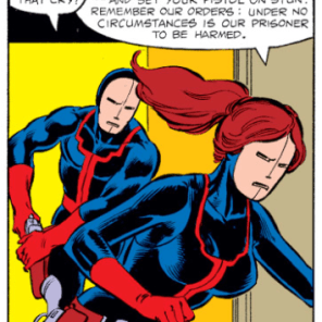 HARVEY AND JANET FOREVER! (X-Men #151)