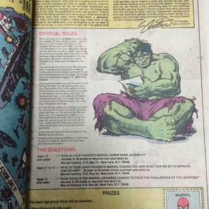 How X-Men #137 could net you $2500. (Thanks to Carl Horn for finding this for us!)