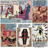 Angel X-Plains the Phoenix retcon. (X-Factor #1)
