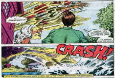 And you think it's a pain when your parents visit. (Uncanny X-Men #154)
