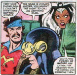 That's... pretty valid, actually. (Uncanny X-Men #154)