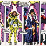 Never change, Kitty Pryde. (Uncanny X-Men #155)