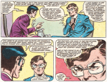 Senator Kelly: Still a jerk. (Uncanny X-Men #158)