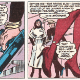 Object lesson: Everyone is Mystique. Everyone is always Mystique. (Uncanny X-Men #158)