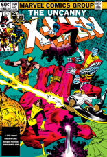(Hand not to scale.) (X-Men #160)