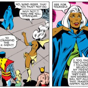 Whoa. (X-Men #160)