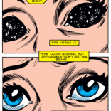 Fair warning: This visual companion is basically an excuse to post a lot of really awesome Carol Danvers moments. (X-Men #163)